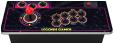 Stick arcade sans fil - Legends Gamer Mini 100 Jeux inclus - Compatible PC à 159€ au lieu de 169€ @ Justforgames via Ebay