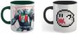 4 mugs geek pour 17€ + astuce livraison @ Zavvi